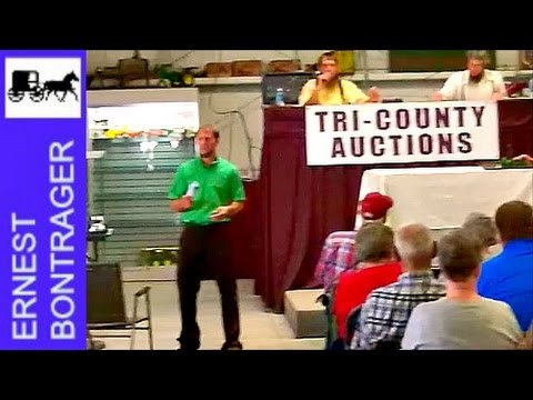 Tri County Fall Consignments and Toy Auction