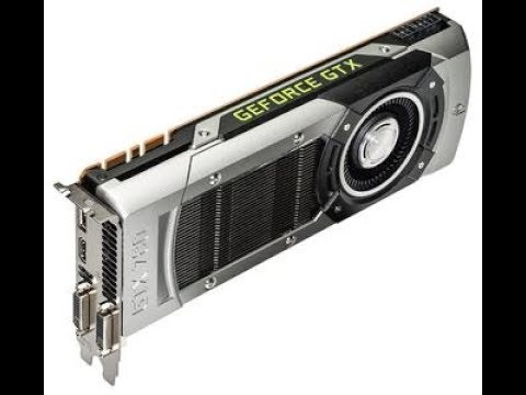 How To Flash Gtx 780 For Mac