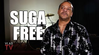 Suga Free on His Relationship with Suge Knight, Suge Getting 28 Years (Part 15)