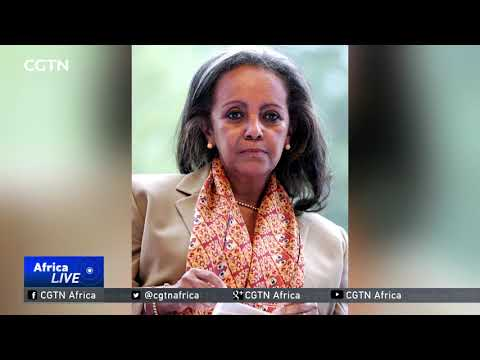 Sahle-Work Zewde elected as Ethiopia's first woman president
