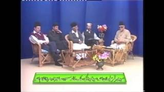 Interview with Chaudhry Muhammad Ali (6)