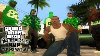 GTA San Andreas Rap CJ Rap MV