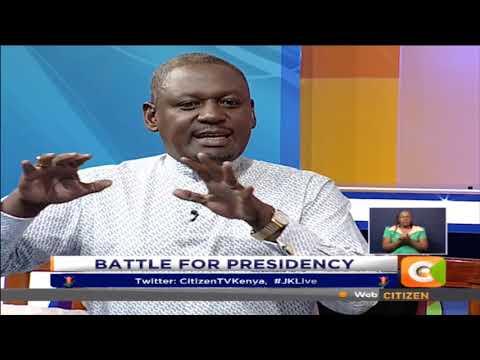 JKL | Battle for Presidency, with Otiende Amollo #JKLive [Part 2]
