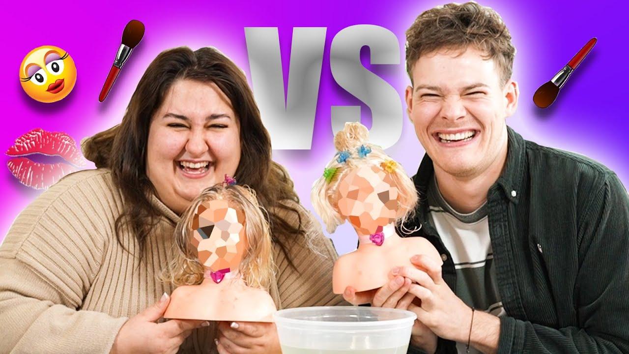 Welche Puppe ist schöner ? mit Joey