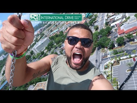 (What Is) International Drive Orlando | Shopping, Dining, Night Life, Attractions & More!