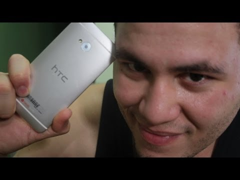 Unboxing HTC ONE M7 Español | MarcianoStyle