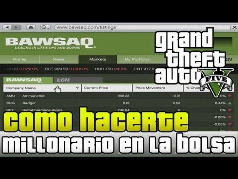 Como ganar dinero facil en gta 5 online ps3