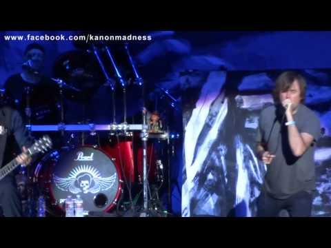 Volbeat - Evelyn HD (knotfest 2014 USA - san bernardino CA) By Kanon Madness