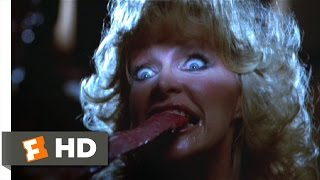 Ghoulies (8/11) Movie CLIP - Giant Tongue (1985) HD