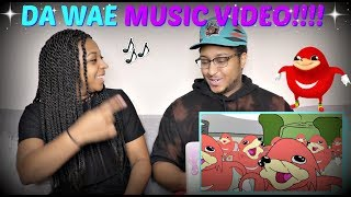 """Do You Know Da Wae"" - (OFFICIAL MUSIC VIDEO) Ft. Ugandan Knuckles by VDR REACTION!!!"