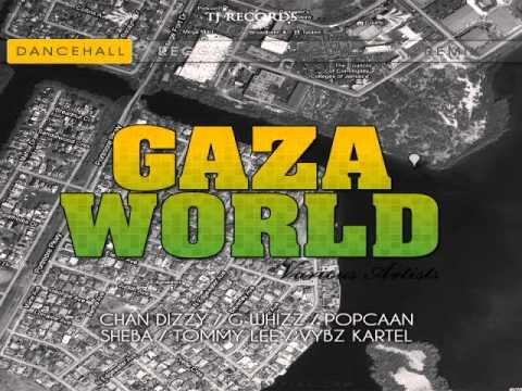 (2011) Gaza World Riddim - Various Artists - DJ_JaMzZ