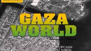 (2011) Gaza World Riddim - Various Artists - DJ_JaMzZ