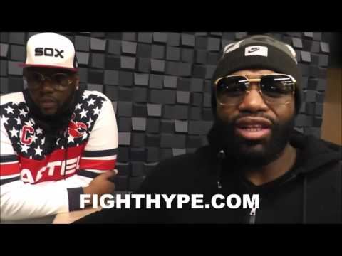 "ADRIEN BRONER CONFIRMS CHRIS BROWN GOT SERIOUS HANDS; WARNS SOULJA BOY ""DUDE CAN REALLY FIGHT"""