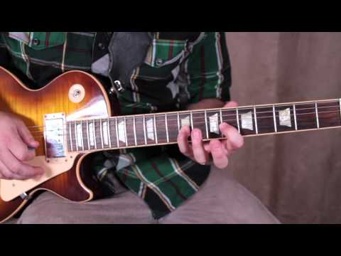 Guitar Scales Lesson - The 5 Positions of the Major Pentatonic Scale