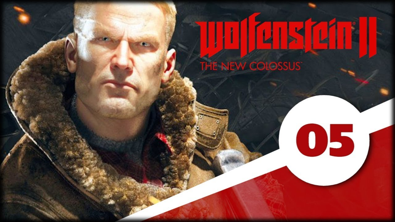 Wolfenstein II: The New Colossus (05) Fallout