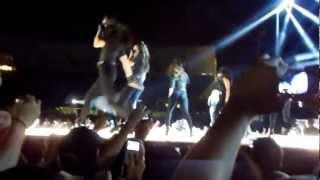 Madonna Revolver MDNA Tour Cordoba Argentina