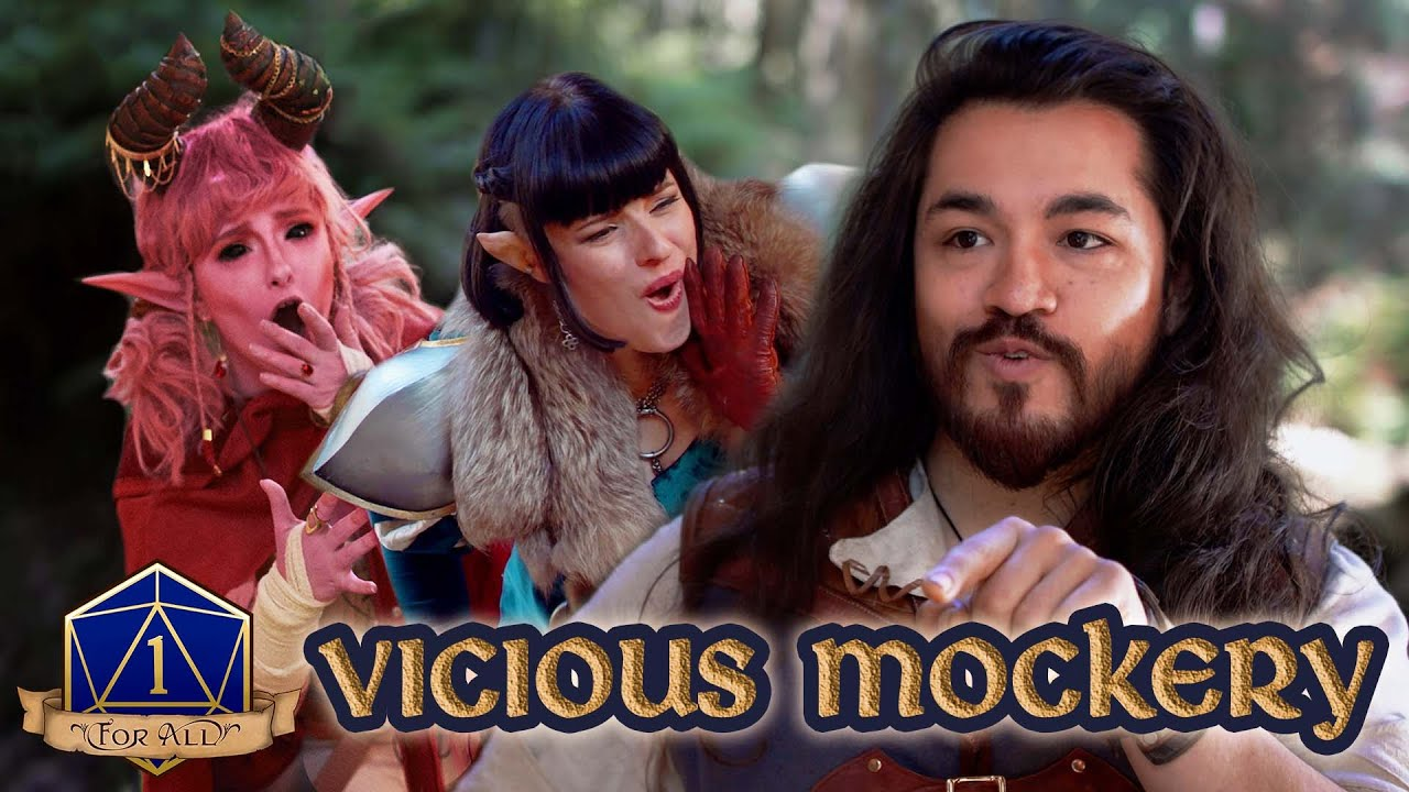 Vicious Mockery | 1 For All | Fantasy Comedy Web-Series