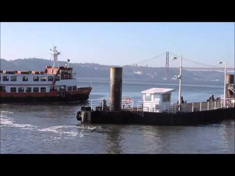 Lisbon, Portugal: Along the Tagus river