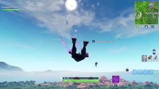 Skydiving Emote Glitch (Fortnite Battle Royale)