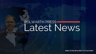 Richard Riordan MP Launches Polwarth Press -  Stay Informed. #LovePolwarth #Polwarth Press