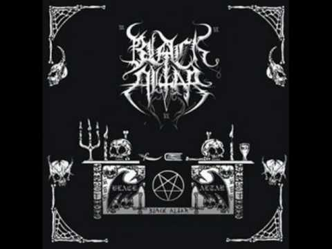BLACK ALTAR  -  In Blood We Trust