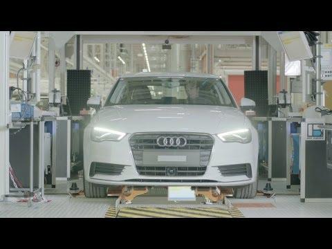 ► 2014 Audi A3 Sedan - PRODUCTION