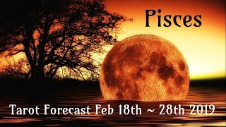 pisces second chances being recognized feb 18th 28th