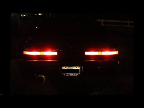 240sx LED TAIL LIGHT INSTALL Diode Dynamics