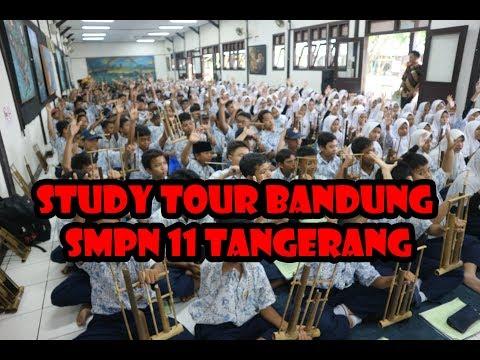 STUDYTOUR SMPN 11 TANGERANG BANDUNG PADALARANG