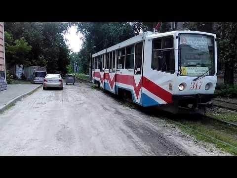 Томский трамвай (2017) Часть 2 / Tomsk Trams (2017)