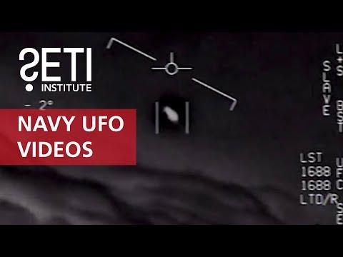 Navy UFO Videos