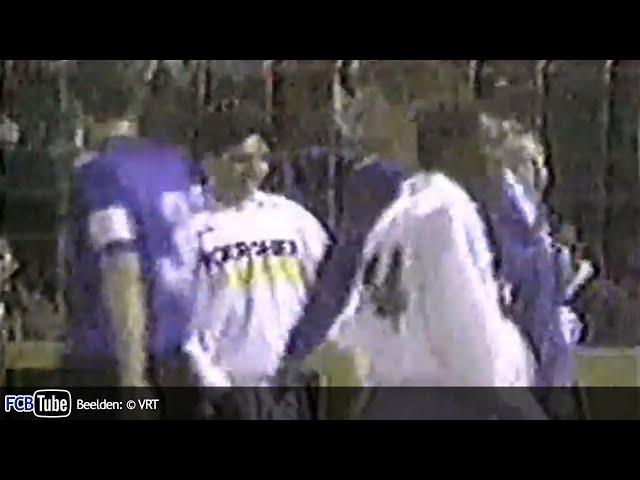 1991-1992 - Jupiler Pro League - 25. Racing Genk - Club Brugge 0-0