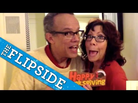 Thanksgiving Lip Dub Fail feat. Mindy Sterling  The Flipside