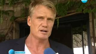 I MERCENARI 3 - The Expendables 3 - Intervista a Dolph Lundgren