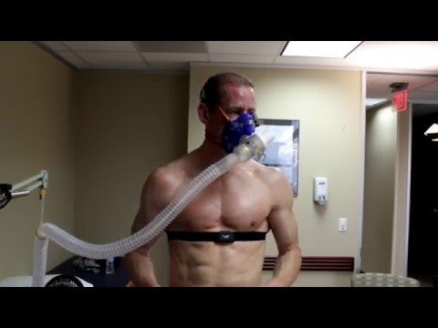 New Broke the Record VO2 MAX TEST WITH ELITE ATHLETE SCOTT ANDERSON PA TOP 1% TRIATHLETE