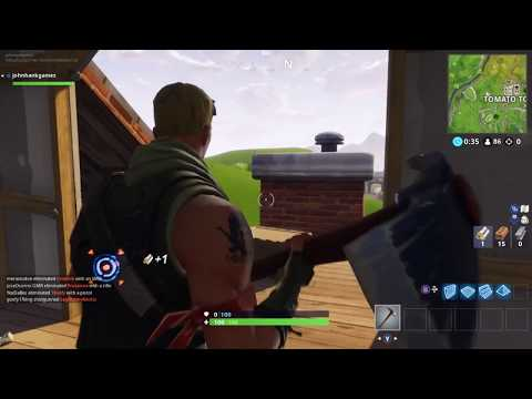 John Green is a Fortnite Pacifist #10