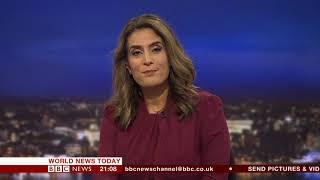 Sammantha Simmonds BBC World News Today September 9th 2018