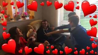 """Merry Christmas Everybody"" Fan Video"