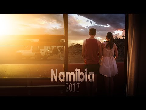 Namibia 2017 Travel Video