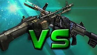 M60 VS LSAT  Escuela de armas  Leyendas del Call of Duty