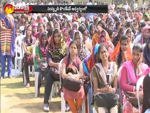 Subhas Chandra Bose Birthday Celebrations in Sanjeevaiah Park