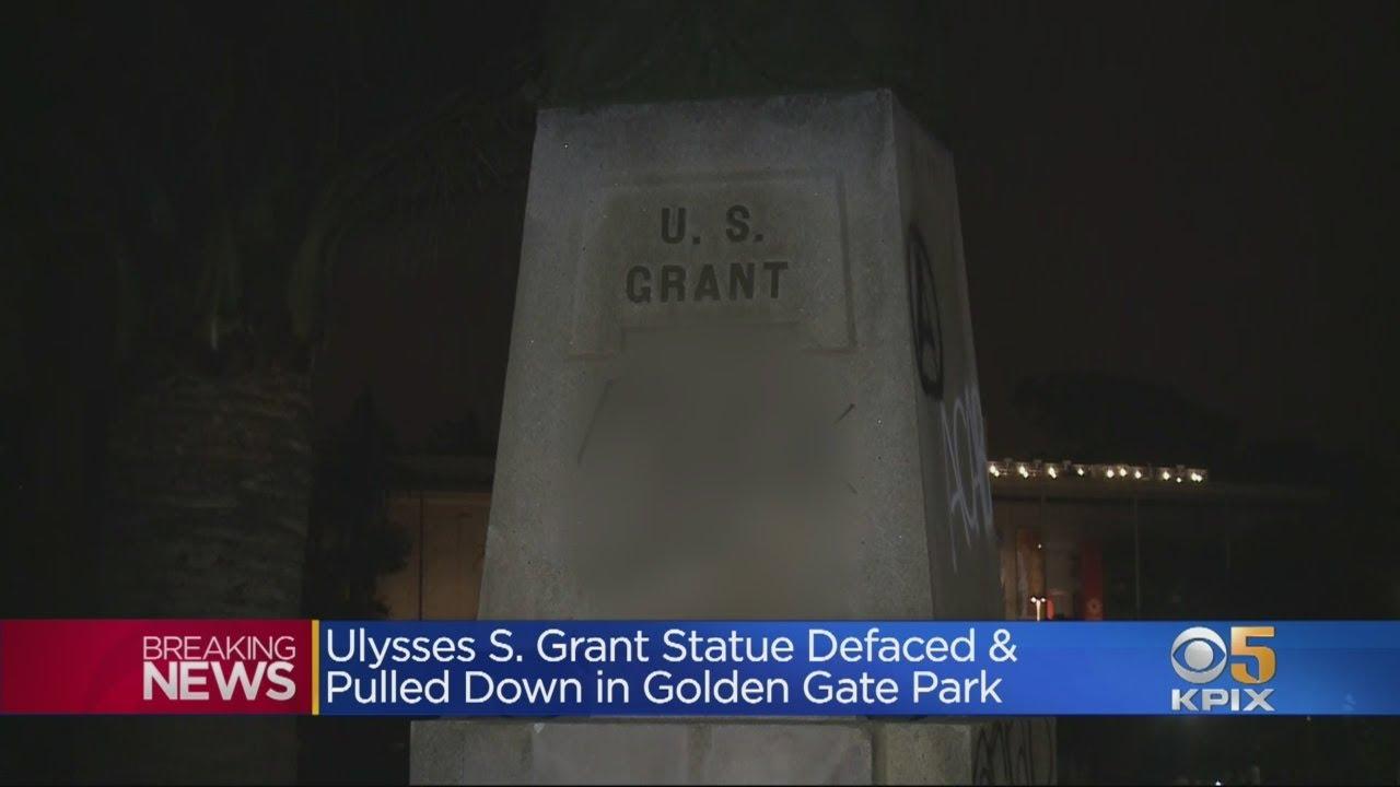 Protesters topple statues of Junipero Serra, Francis Scott Key ...
