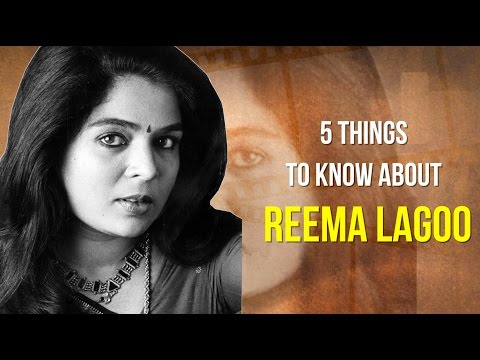 Thumbnail: 5 Things To Know About Reema Lagoo