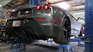 Ferrari 430 Scuderia Pictures Videos