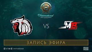 Comanche vs M19, The International 2017 Qualifiers [Adekvat, NS]