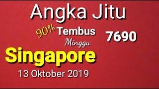 Prediksi SGP Hari ini Minggu 13 Oktober 219 / Semoga JP