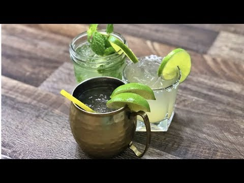 Keto Cocktail Recipes