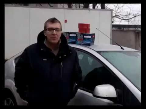 Отзыв автобафферы от Николая