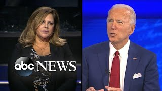 Joe Biden pressed whether he would take a COVID-19 vaccine l ABC News Town Hall