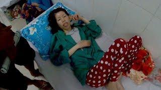 Xót xa cho cô gái bị bệnh hiểm nghèo gầy trơ xương